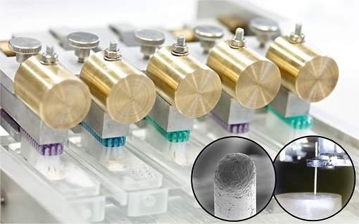Novo equipamento permite comparar pastas de dentes