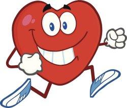 Emoções positivas geram comportamentos saudáveis para o coração