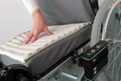 Espuma inteligente traz suspensão ar para cadeiras e camas