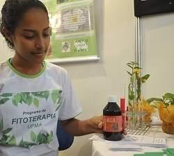 Programa de fitoterapia mostra terapias alternativas