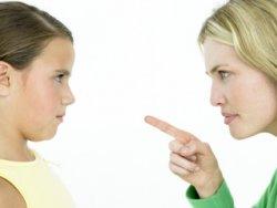 Punir as crianças por mentiras não funciona