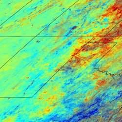 Satélites artificiais monitoram doenças do espaço